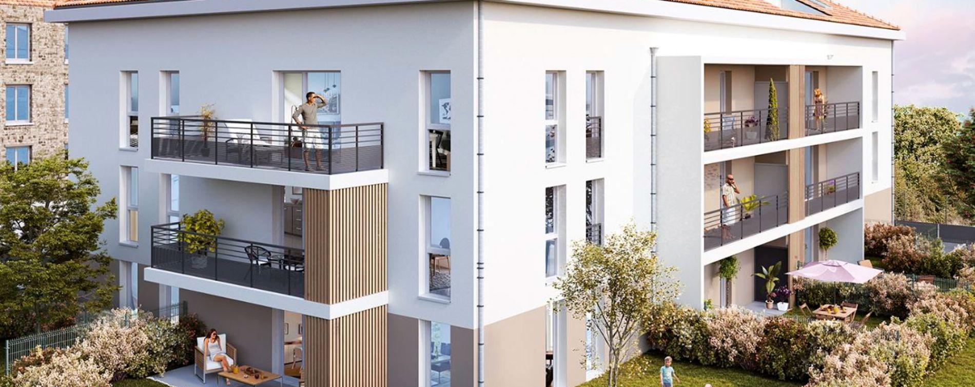 Résidence Reflet de Rives à Bourgoin-Jallieu