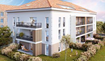 Photo du Résidence « Reflet de Rives » programme immobilier neuf en Loi Pinel à Bourgoin-Jallieu