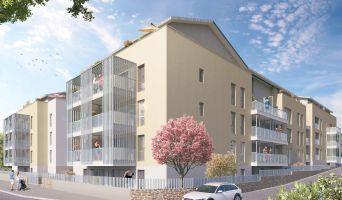 Chasse-sur-Rhône : programme immobilier neuf « Les Jardins de Lou » en Loi Pinel