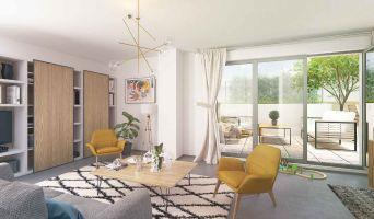 Chasse-sur-Rhône programme immobilier neuve « Les Jardins de Lou »  (3)