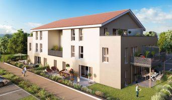 Photo du Résidence « Les Terrasses du Pilat » programme immobilier neuf en Loi Pinel à Chasse-sur-Rhône