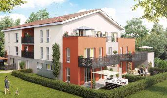 Chasse-sur-Rhône programme immobilier neuve « Les Terrasses du Pilat » en Loi Pinel  (2)