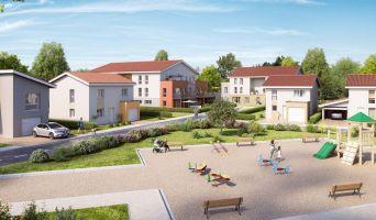 Chasse-sur-Rhône programme immobilier neuve « Les Terrasses du Pilat » en Loi Pinel  (3)