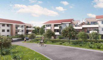 Claix programme immobilier neuve « Villa Verdana » en Loi Pinel  (2)