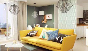 Claix programme immobilier neuve « Villa Verdana » en Loi Pinel  (3)