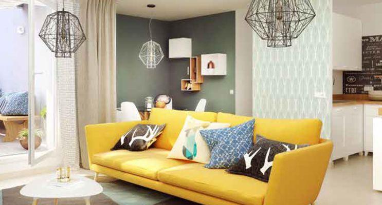 Résidence « Villa Verdana » programme immobilier neuf en Loi Pinel à Claix n°3