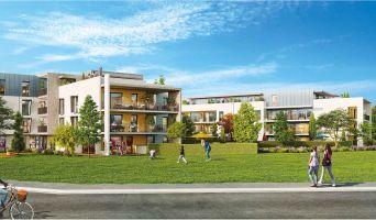 Coublevie programme immobilier neuve « Natur'A »