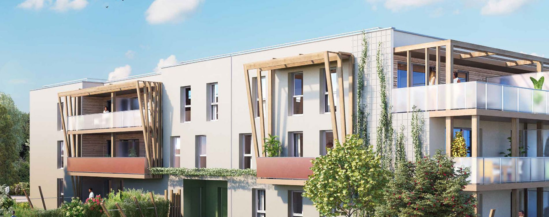 Domène : programme immobilier neuve « InspiR' »