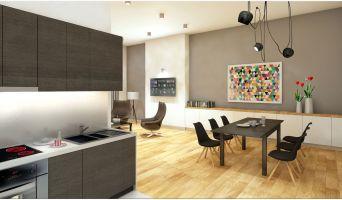 Grenoble programme immobilier neuve « 1 Rue de la Paix »  (2)