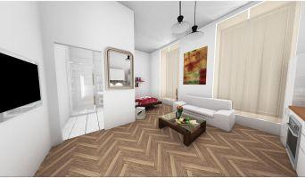 Grenoble programme immobilier neuve « 1 Rue de la Paix »  (5)