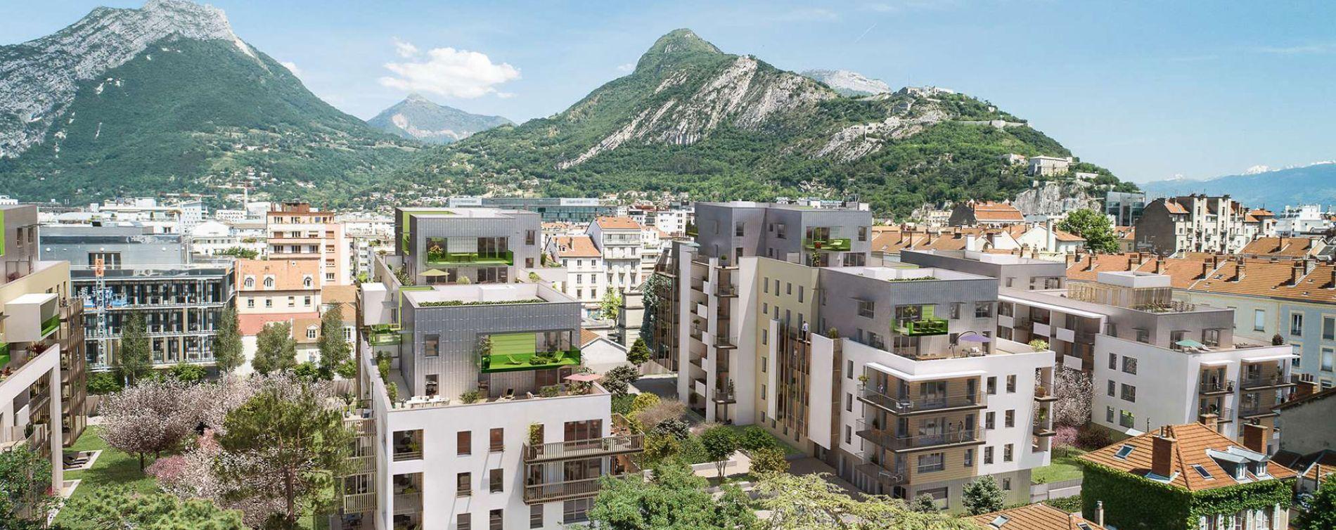 Résidence La Manufacture à Grenoble