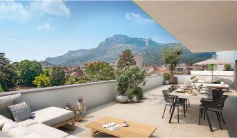 Photo du Résidence « La Manufacture » programme immobilier neuf en Loi Pinel à Grenoble