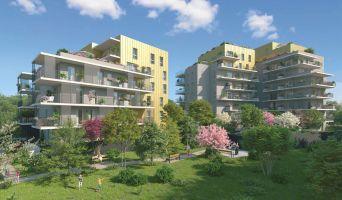 Photo du Résidence « Le Gaïa » programme immobilier neuf en Loi Pinel à Grenoble