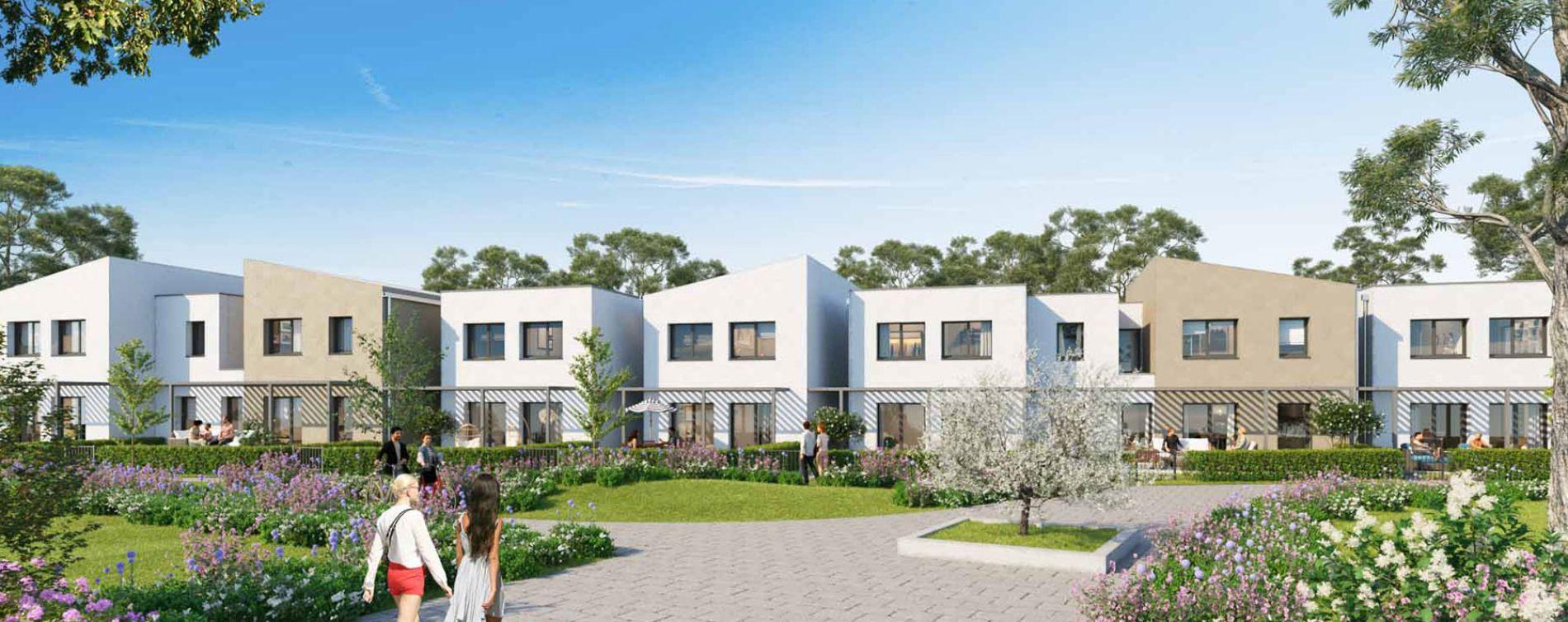 Grenoble : programme immobilier neuve « L'Emeraude » en Loi Pinel (2)