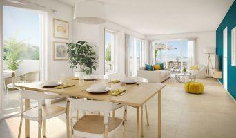 Résidence « Les Ateliers » programme immobilier neuf en Loi Pinel à Grenoble n°2