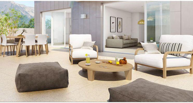 Photo du Résidence « Les Ateliers » programme immobilier neuf en Loi Pinel à Grenoble