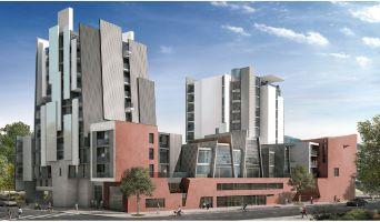 Photo du Résidence « Open Sky » programme immobilier neuf en Loi Pinel à Grenoble
