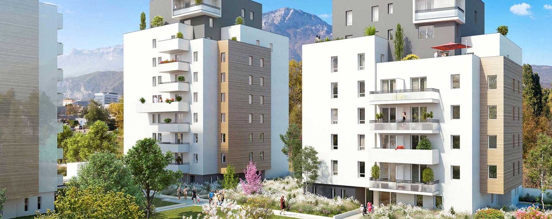 Résidence Park en Scène à Grenoble