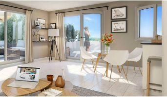Résidence « Park En Scène » programme immobilier neuf en Loi Pinel à Grenoble n°1