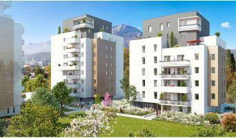 Résidence « Park En Scène » programme immobilier neuf en Loi Pinel à Grenoble n°2