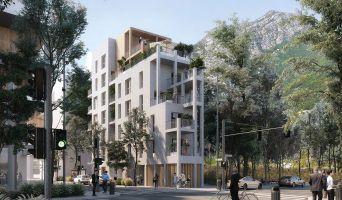 Grenoble : programme immobilier neuf « Scala » en Loi Pinel