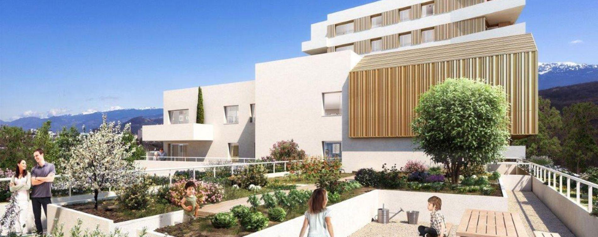 Le Pont-de-Claix : programme immobilier neuve « Impulsion » (3)