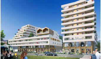 Le Pont-de-Claix programme immobilier neuve « Impulsion »