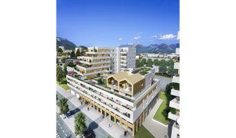 Le Pont-de-Claix programme immobilier neuve « Impulsion »  (2)