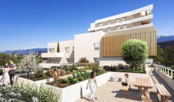 Le Pont-de-Claix programme immobilier neuve « Impulsion »  (3)