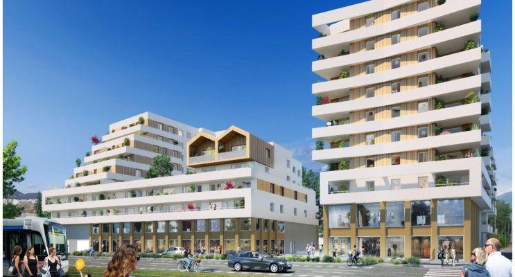 Photo du Résidence « Impulsion » programme immobilier neuf en Loi Pinel à Le Pont-de-Claix
