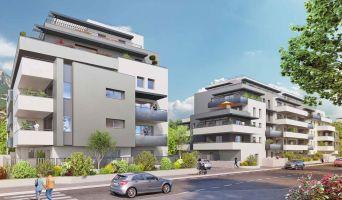 Photo du Résidence « New Air » programme immobilier neuf en Loi Pinel à Le Pont-de-Claix