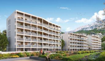 Photo du Résidence « Toises & Moi » programme immobilier neuf en Loi Pinel à Le Pont-de-Claix