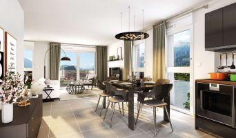 Résidence « Toises & Moi » programme immobilier neuf en Loi Pinel à Le Pont-de-Claix n°2