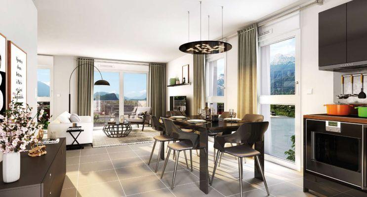 Photo n°2 du Résidence « Toises & Moi » programme immobilier neuf en Loi Pinel à Le Pont-de-Claix