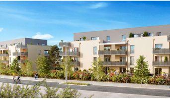 Photo du Résidence « Green Archipel » programme immobilier neuf en Loi Pinel à L'Isle-d'Abeau