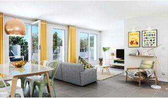 Photo n°2 du Résidence « Green Archipel » programme immobilier neuf en Loi Pinel à L'Isle-d'Abeau