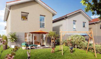 Photo du Résidence « Maisons Green Archipel » programme immobilier neuf en Loi Pinel à L'Isle-d'Abeau