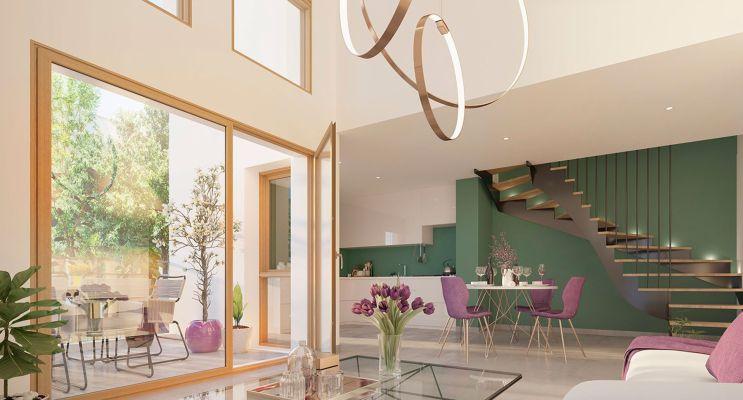 Photo du Résidence « Résidence 3.0 » programme immobilier neuf en Loi Pinel à L'Isle-d'Abeau