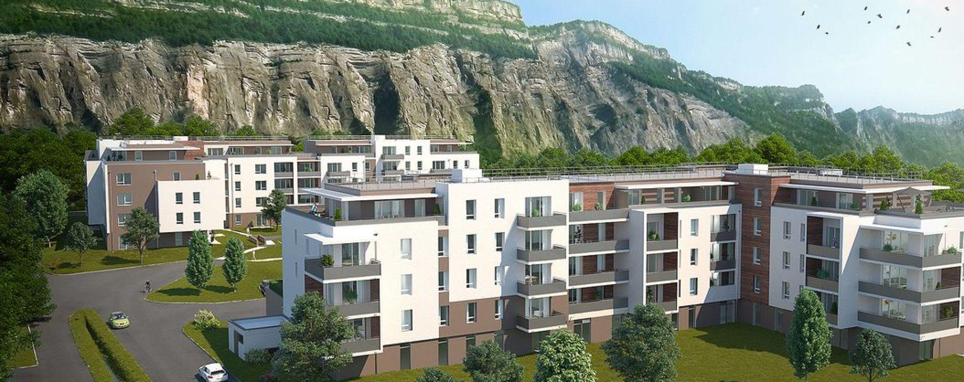Résidence Le Domaine d'Aspré à Meylan