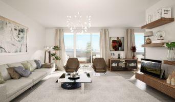 Meylan programme immobilier neuve « Le Domaine d'Aspré »  (2)
