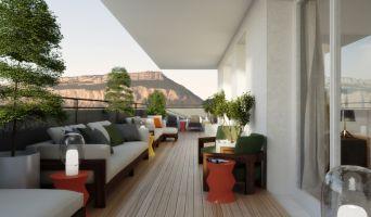 Meylan programme immobilier neuve « Le Domaine d'Aspré »  (3)