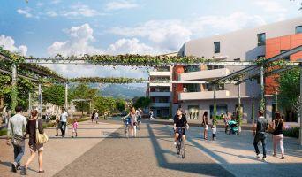 Moirans programme immobilier neuve « Le Mail » en Loi Pinel  (2)
