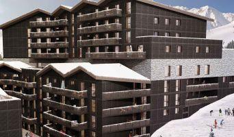 Photo du Résidence « La Restanque » programme immobilier neuf à Mont-de-Lans