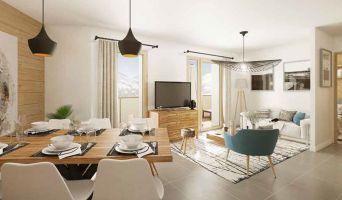 Photo n°2 du Résidence « La Restanque » programme immobilier neuf à Mont-de-Lans