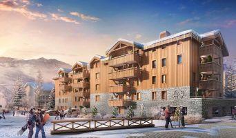 Programme immobilier neuf à Mont-de-Lans (38860)