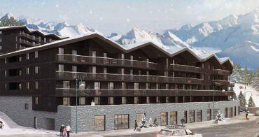 Mont-de-Lans programme immobilier neuf « Le Hameau »