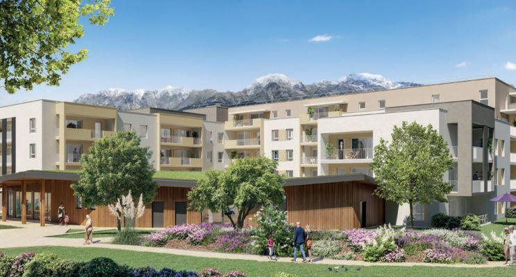 Montbonnot-Saint-Martin : programme immobilier neuf « Horizon »