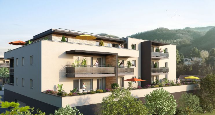 Photo du Résidence « Seconde Nature » programme immobilier neuf en Loi Pinel à Murianette