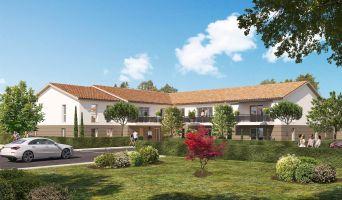 Pont-de-Chéruy programme immobilier neuve « Épicéa » en Loi Pinel