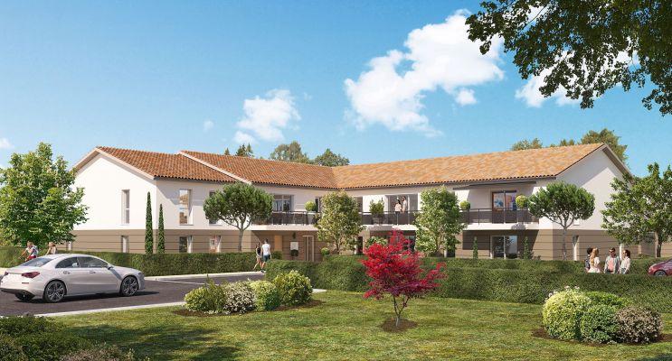 Pont-de-Chéruy programme immobilier neuf « Épicéa » en Loi Pinel